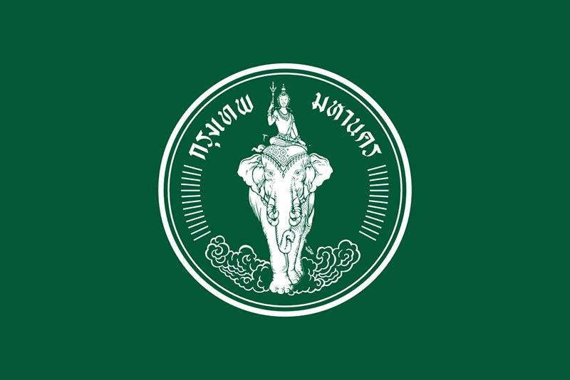 Bangkoks flagga