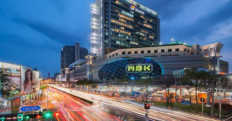 Shoppinga i Bangkok - shoppa på gallerior och i varuhus
