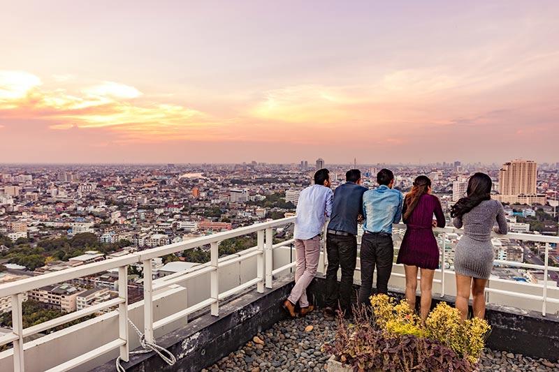 Hyra lägenhet i Bangkok