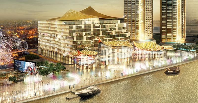 IconSiam - shoppinggalleria i Bangkok