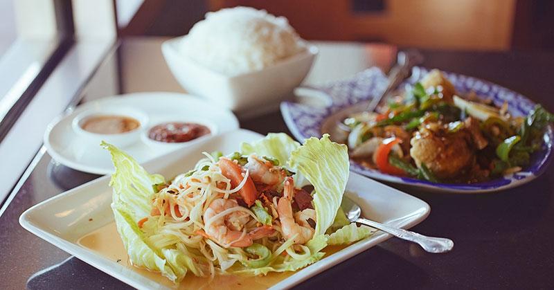 Restauranger i Bangkok - våra tips