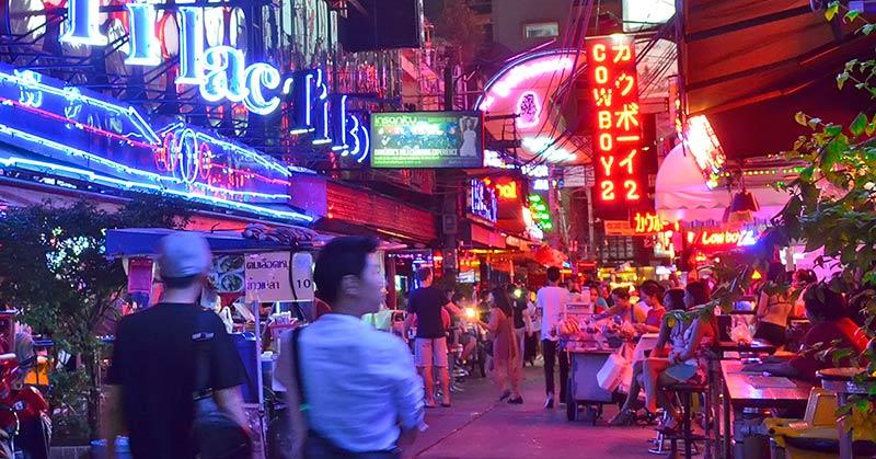 Prostitution i Bangkok