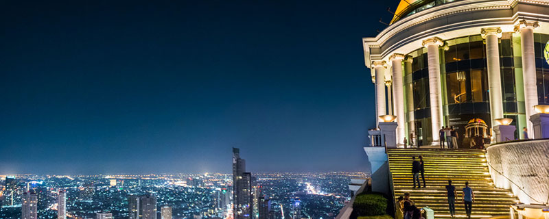 Lebua at State Tower - hotelltips i Bangkok