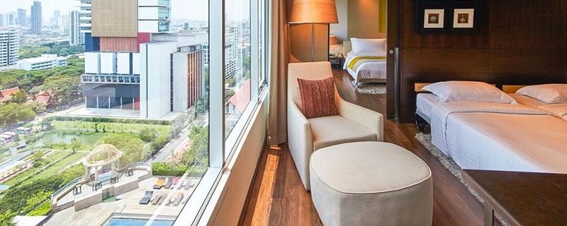 Pathumwan Princess Hotel - ett av våra hotelltips i Bangkok
