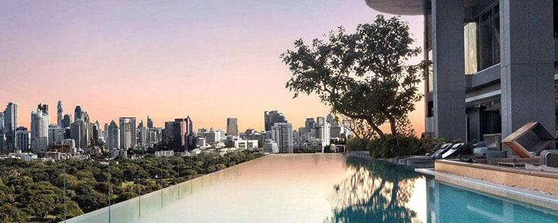 Sofitel So - hotell i Bangkok